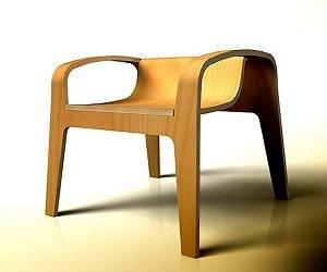 The Mazunte Chair