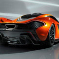 The McLaren P1 Is Unveiled.
