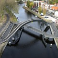 The Melkwegbridge by NEXT Architects