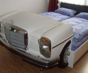 The Mercedes Bed