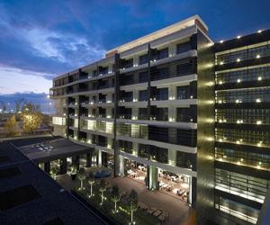 The Met Hotel in Thessaloniki