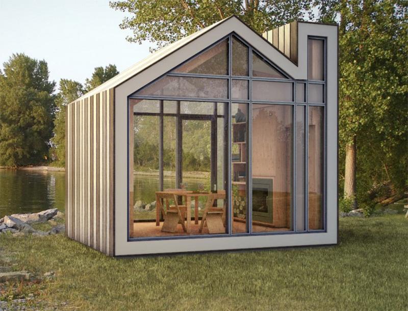 The Modern Prefab Home By Bunkie Co