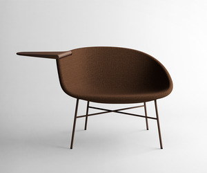 The 'Moment' Lounge Chair by Khodi Feiz for Offecct