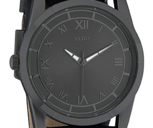 The Moment Watch in Gun Metal