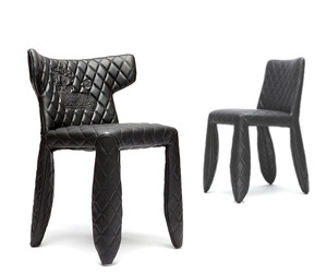 """The """"Monster Face"""" Chairs by Marcel Wanders"""