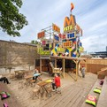 The Movement Café | Morag Myerscough