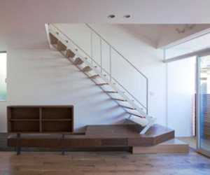 The Musician's House by Atelier Tekuto