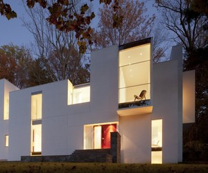 The NaCl House by David Jameson Architect.