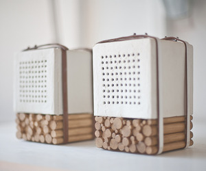 The Natural Speaker, Limited Edition Ceramic Speakers