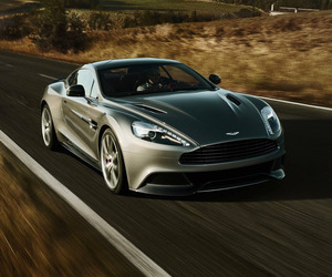 The New Aston Martin Vanquish