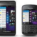 New, BlackBerry Z10 and BlackBerry Q10 Smartphones