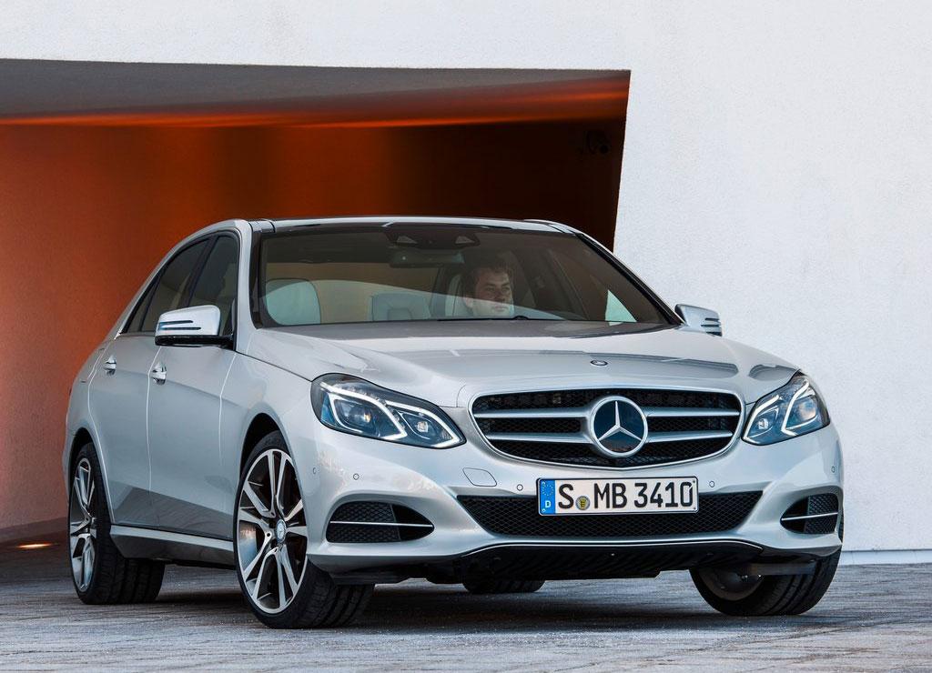 The New MercedesBenz EClass
