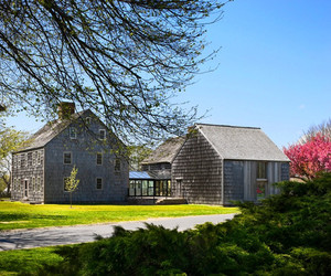 The New Old Town Hall, East Hampton,