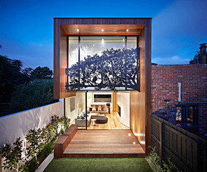 The Nicholson House by Matt Gibson a+d