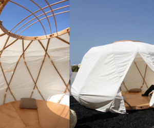 The Nomad Yurt