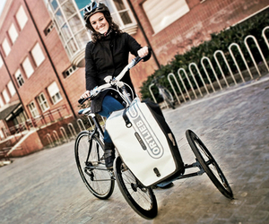 The Noomad | Cargo Bike Kit