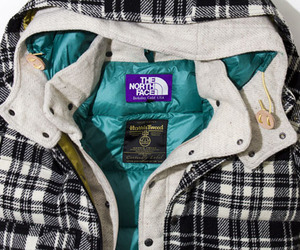 The North Face Purple Label – Harris Tweed Collection
