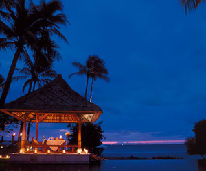 The Oberoi Resort in Lombok