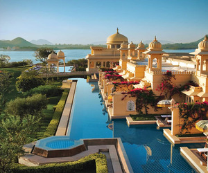 The Oberoi Udaivilas Hotel | India