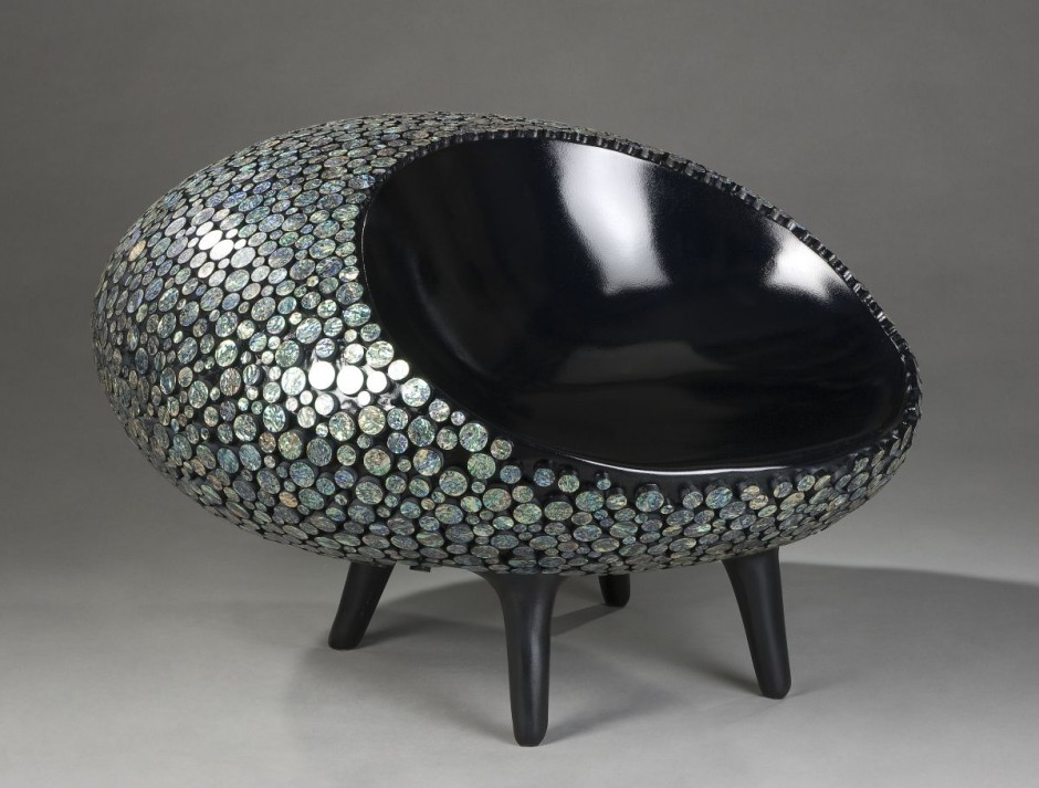 The Octopus Chair By Samwoong Lee