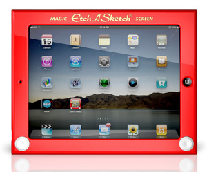 The Official Etch A Sketch iPad Case