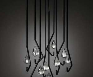 The One Crystal Chandelier Design by Thomas Feichtner