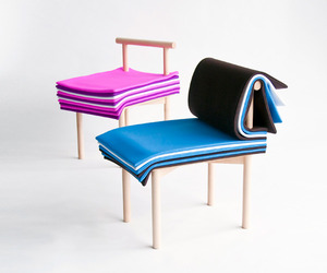 The Pages Chair by 6474 Design