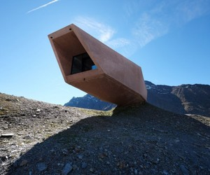 The Pass Museum by Werner Tscholl