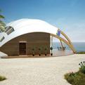 """The Pearl"" Solaleya's Passive Solar House"
