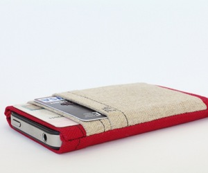 The Phollet The minimalist Phone Case + Wallet