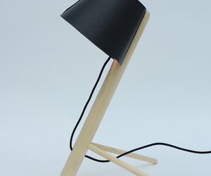 The Pine Lamp by Made By Who