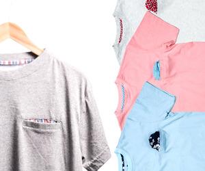 The Pocket Square T-Shirt