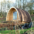 The Pod Camping Hut