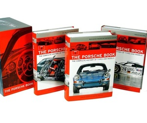 The Porsche Book - The Real Technical Story