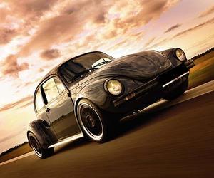 The Porsche Bugster