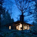 The River Cabin Design by Schuchart/Dow