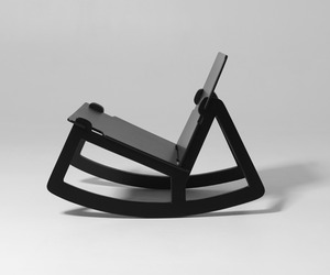 The Rock Chair by Fredrik Färg for Design House Stockholm