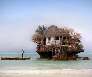 The Rock Restaurant | Zanzibar