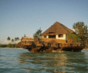 The Rock Seafood Restaurant Zanzibar