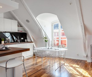 The Roeda Bergen Penthouse in Stockholm, Sweden