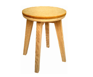 The Rubber Crepe Stool