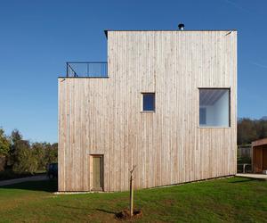 The Sampans House by Bernard Quirot Architecte