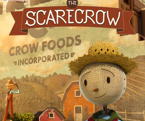The Scarecrow Film and Game for Chipotle