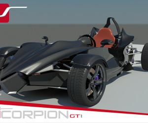 The scorpion GT-1