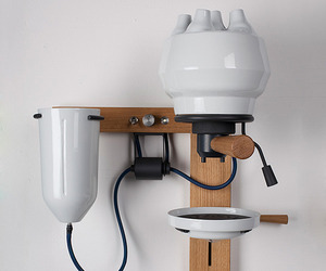 The Seppl Coffee Machine by Avrid Hausser