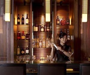 The Sho Shaun Hergatt Restaurant Interior Design