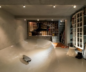 The Skate Park House + Beautiful Compromise