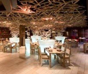 The Sliver Restaurant Interior