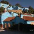 The Smurf Town of Juzcar, Spain