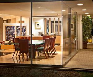 The Staller House by Richard Neutra